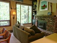 Mt. Baker Lodging Condo #59 – FIREPLACE, D/W, W/D, SLEEPS 6!