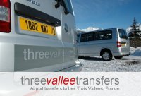 Airport transfers to La Tania - Book Online!