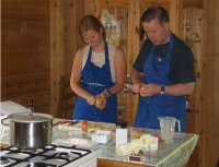The Alpine Cookery Course