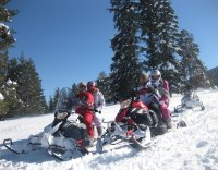 Snowmobiles for rent