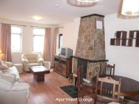 Large 2 bedroom apartment near gondola and town centre