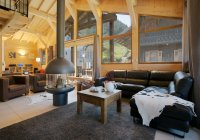 Chalet Robin Luxury 12 Person Chalet with Hot Tub