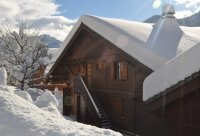 Luxury Catered Ski Chalet