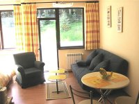 Modern studio apartment 3 minutes from centre
