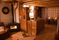 Ski-in ski-out Chalet Bon Vie at 2050m in Plagne Village