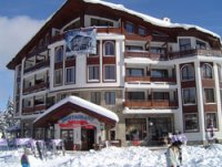 The best place for skiing in Pamporovo