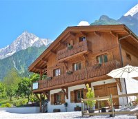 Contemporary Chalet Annabelle, Chamonix Valley