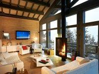 Chalet R - Freestanding chalet with the Wow factor!