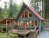 Mt Baker Lodging – Cabin #99 – HOT TUB, PETS OK, WIFI,SLEEPS 6!