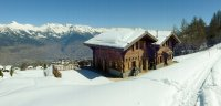Stunning ski-in ski-out luxury chalet for 16 people!