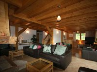 Chalet Etoile Filante - Luxurious catered chalet with outdoor h