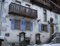 Cosy apartment close to town centre and ski lift