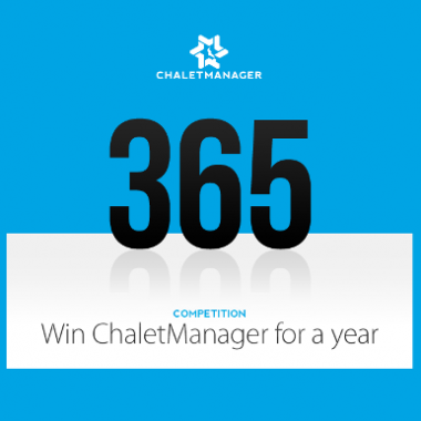 Win Chalet Manager for a year