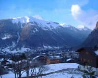 Chalet la cerise-spacious home from home.